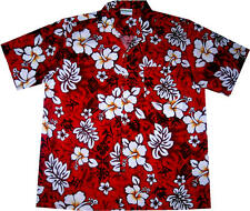 Hawaiian Shirt Hawaian Hawai Hawaii Hawaiishirt Aloha Hawaishirt Flowers M - 3XL