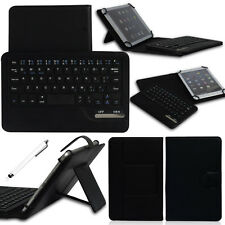 """Universal Wireless Detachable Bluetooth Keyboard Case For 7"""" 7.9"""" 8"""" inch Tablet"""