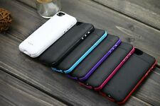 2500mAh External Backup Power Battery Charger Power Bank Case For iPhone 5 5S