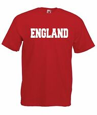 ENGLAND sport game rugby football tee present sz NEW Boys Girls Kids T SHIRT TOP