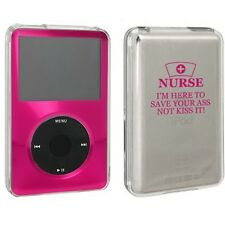 For Apple iPod Classic Hard Case 6th 80 120 7th 160gb Nurse Here To Save You
