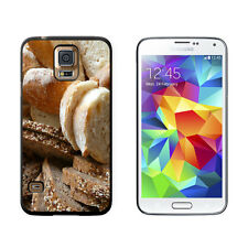 Bread - Loaf Rye Italian French - Hard Protective Case for Samsung Galaxy S5