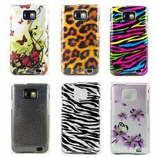 Ultra-Thin Back Shell Cell Phone Skin Cover Case For Samsung Galaxy S2 SII i9100