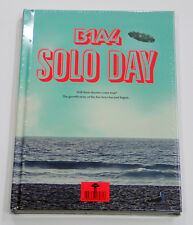 B1A4 - Solo Day [A ver.] CD + 112p Photobook + Bookmark + Poster + Gift Photo