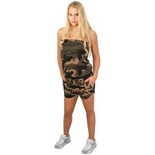 URBAN CLASSICS CAMO HOT JUMPSUIT