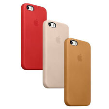 Apple Leather Case For iPhone 5S