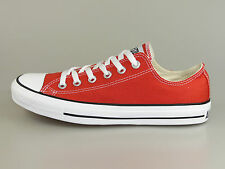 Converse All Star Chucks CT OX 136820C Red Clay Canvas +NEU+ viele Größen
