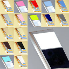 GGL 102 Blackout/Thermal roller blinds designed for VELUX windows (15 COLOURS)