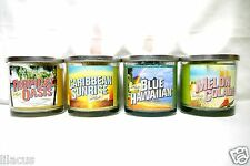 Set of 4 14oz. Sonoma Life + Styles Scented Candles in Different Scents - New