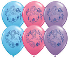Sofia the First 1 Balloon Birthday Party Supplies Decorations Pink Purple Blue