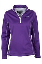 Golf Women's Warm Showerproof Windproof Breathable Lightweight Softshell
