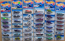 1995 1996 Hot Wheels Collector Card Choice All 60 Diff Variations Lot 2 of 10