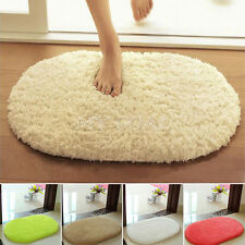 Absorbent Soft Memory Foam Bath Bathroom Floor Shower Mat Rug Non-slip 7 Colors