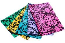 Baroque Eyeglass 5 Pack Cleaning Cloth Set