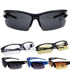 Fashion Cool Womens Mens Safety Car Sports Riding Sunglasses