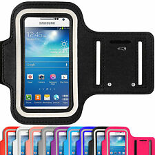 Sport Jogging Arm Band Strap Gym Running Velcro Strap Pouch For Mobile Phones