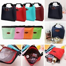 Waterproof Portable Insulate Cooler Picnic Box Bag Bolso Heat Strap Refrigerador