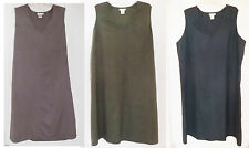 100% cotton - Relaxed Fit Jumper /Dress - 2 pockets - your color  - Ulla Popken