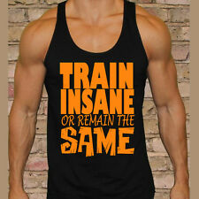 VEST Training Fitness Bodybuilding Tank Top  GYM  MMA FIGHTING BOXING Muay Thai