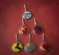 Game Of Thrones Zip/Bag/Mobile/Key Charm Different Styles