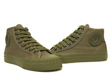 PF Flyers Center Hi Reiss Forest Green Shoes PM10CH4A Mens 4, 5.5 Womens 5.5, 7