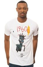 Neff Mens Jean Michel Basquiat 1960 T-Shirt 14F29042