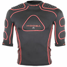 Kooga Rugby IPS Elite Junior Shoulder Pads / Body Armour IRB Approved All Sizes