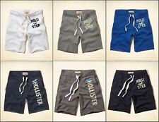 Authentic NWT Hollister by Abercrombie Men Athletic Sweat Shorts #0271