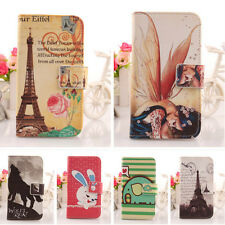 Accessory Cute PU Leather Case Cover Protection Skin For Highscreen Alpha GTX
