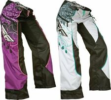 Fly Racing Youth Girls Kinetic Over-the-Boot Pants Original Style
