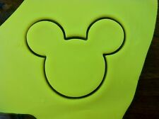Mickey Mouse Head Cookie Cutter CHOOSE YOUR OWN SIZE!