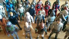 VINTAGE KENNER STAR WARS LOOSE FIGURES! POSTAGE DISCOUNT AVAILABLE!