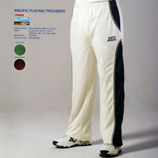 NORTH GEAR Cricket White TROUSERS PACIFIC style, Kids size 6/9, 10/12 & 13/14yrs