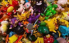 VINTAGE POKEMON MONSTER COLLECTION FIGURES TAKARA TOMY POKEDEX No 118 AND ABOVE