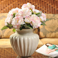 Simulation Peony Bouquet Living Room Placed Floral Decoration Artificial Flowers
