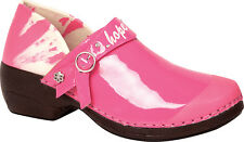 Rocky 4EurSole Nursing Shoes Clogs Cancer Awareness RKYH007 Pink 5 6 7 8 9 10 11