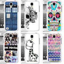 Hipster Doctor Who Tardis Hard Cover Case For Samsung Galaxy S4 Mini i9190