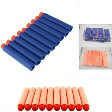 200 Pcs Toy Gun Bullet Darts Round Head APLE For Children Blasters NERF N-Strike