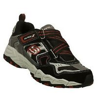 Skechers Shoes Grenadier Z-Velocity Athletic Boys youth size 3 NEW