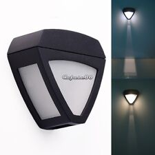 LED Solar Power Motion Sensor Garden Security Lamp Outdoor Waterproof Light ca21