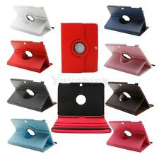 "Multi Colors 10"" Folding PU Leather 360°Stand Smart Cover for Samsung Tab3 P5200"