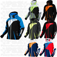 FXR Mission Soft Shell Hoodie Snowmobile Jacket Mens Winter Coat