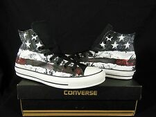 Converse All Star Chuck Taylor American/USA flag Men's/Women's Hi-Top Sneakers