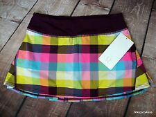 Lululemon Women's Run Pace-Setter Skirt *Regular *Tall Pace Setter Skort Shorts