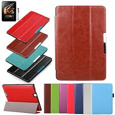 """Premium Leather Smart Stand Case Cover For Amazon Kindle Fire HD 7"""" 7.0 inch UK"""