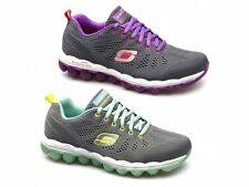 Skechers SKECH-AIR INSPIRE Womens Ladies Lace-Up Fitness Running Gym Trainers