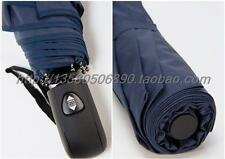 High Quality Auto Open /Auto Close Colour Windproof 3 Folding Umbrella with Bag