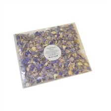 Dried Delphinium Petals - Various Colours and Pack Sizes or Organza Bagfulls