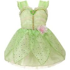 TINKER BELL~CoStUmE~SPARKLE~PeTaL~DRESS~2/3+4+5/6~NWT~Disney Store