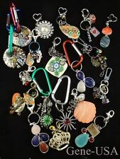 Keychain Hook Art Trendy Bling  Accessories for Shoes, Belt Loops, Bags and More
